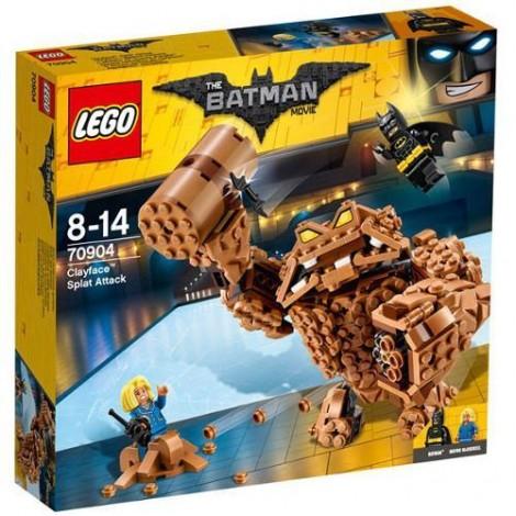 Imagine 1LEGO Batman Atacul Rasunator al lui Clayface