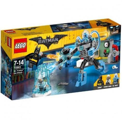 Imagine 1LEGO Batman Mr Freeze si Atacul Inghetat