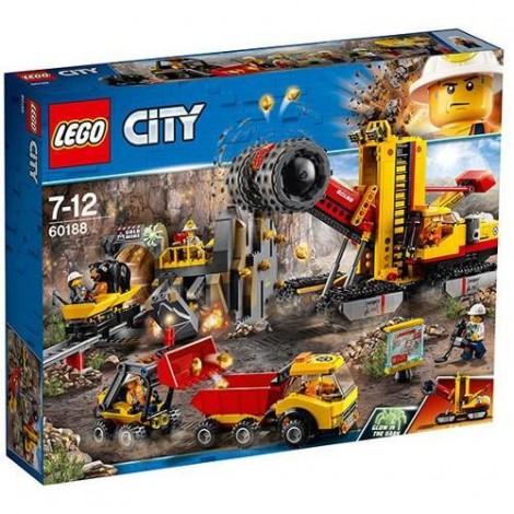 Imagine 1LEGO City Amplasamentul Minerilor Experti