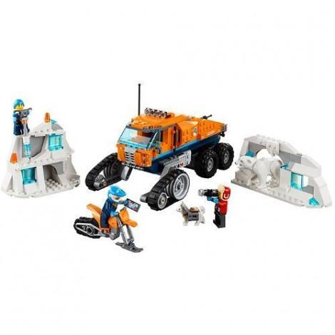 Imagine 2LEGO City Camion Arctic de Cercetare