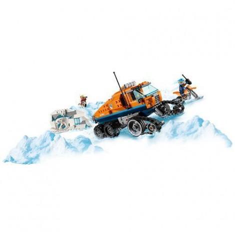 Imagine 4LEGO City Camion Arctic de Cercetare