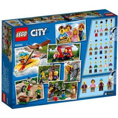 Imagine 9LEGO City Comunitatea Orasului - Aventuri in Aer Liber