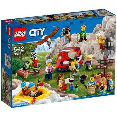 Imagine 1LEGO City Comunitatea Orasului - Aventuri in Aer Liber