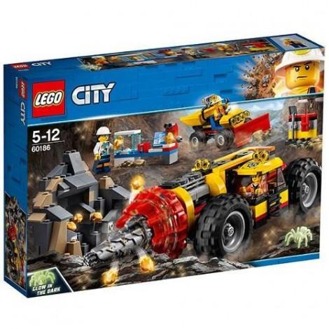 Imagine 1LEGO City Foreza de Minerit de Mare Putere