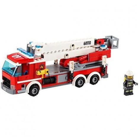Imagine 5LEGO City Remiza de Pompieri