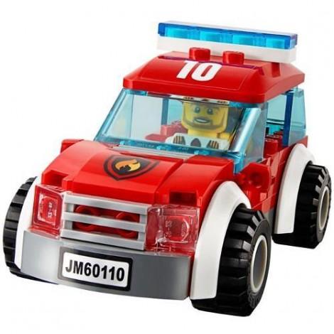 Imagine 6LEGO City Remiza de Pompieri