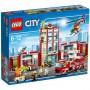 Imagine 1LEGO City Remiza de Pompieri