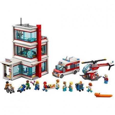 Imagine 2LEGO City Spital