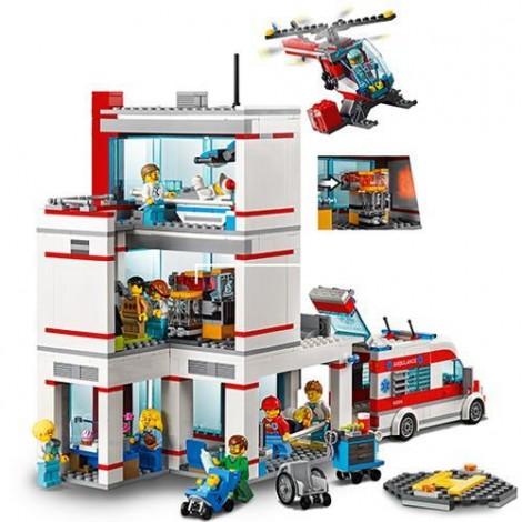 Imagine 6LEGO City Spital