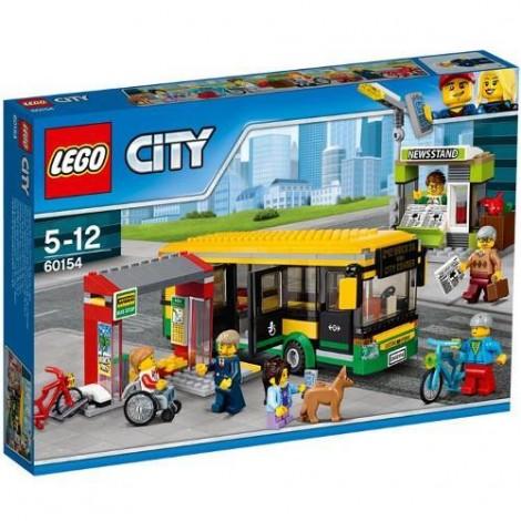 Imagine 1LEGO City Statie de Autobuz