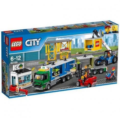 Imagine 1LEGO City Terminal de Marfa