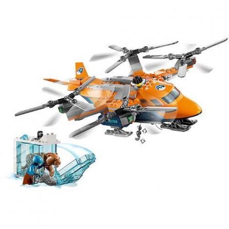 Imagine 3LEGO City Transport Aerian Arctic