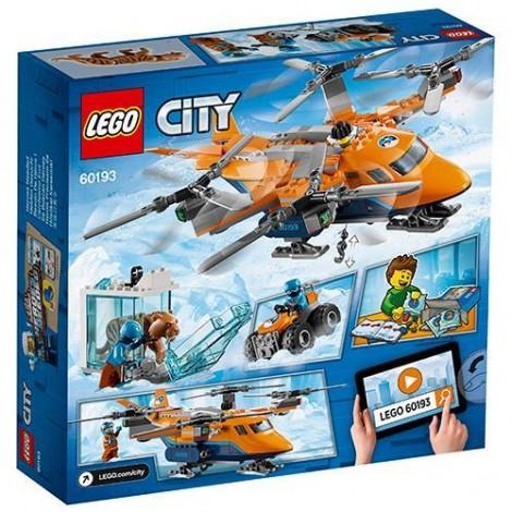 Imagine 6LEGO City Transport Aerian Arctic