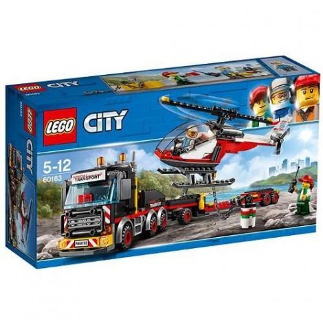Imagine 1LEGO City Transport de Incarcaturi Grele