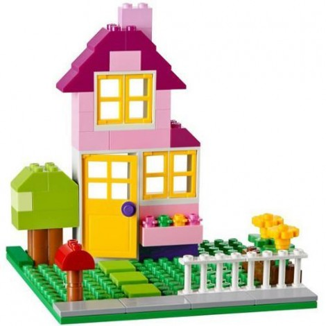 Imagine 3LEGO Classic Cutie Mare de Constructie Creativa