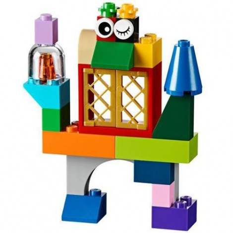 Imagine 5LEGO Classic Cutie Mare de Constructie Creativa