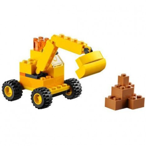 Imagine 6LEGO Classic Cutie Mare de Constructie Creativa