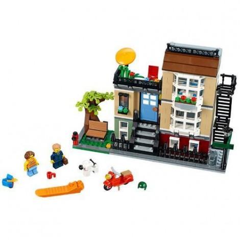 Imagine 2LEGO Creator Casa de pe Strada Parcului