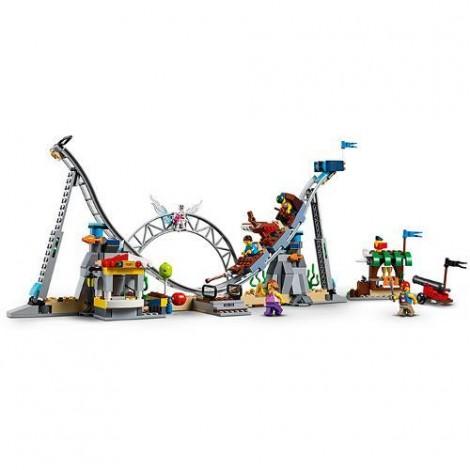 Imagine 3LEGO Creator Roller Coaster-ul Piratilor