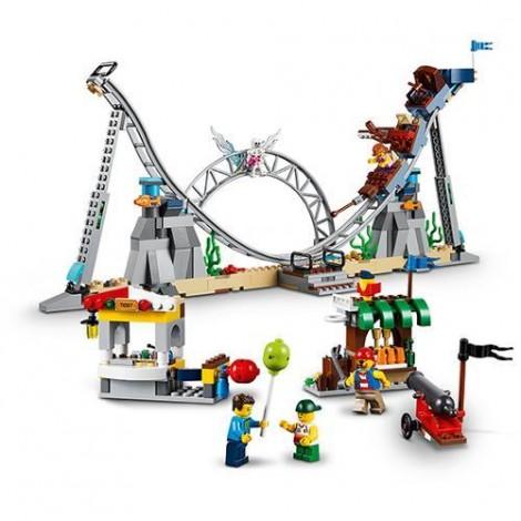 Imagine 7LEGO Creator Roller Coaster-ul Piratilor