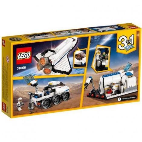 Imagine 3LEGO Creator Space Shuttle Explorer
