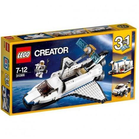 Imagine 1LEGO Creator Space Shuttle Explorer