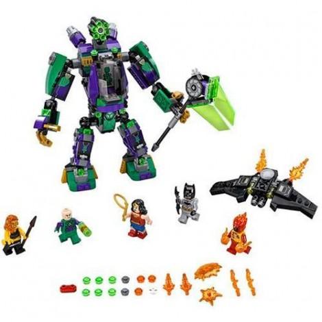 Imagine 2LEGO Super Heroes Distrugerea Robotului Lex Luthor