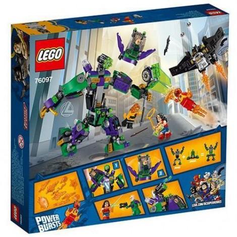 Imagine 3LEGO Super Heroes Distrugerea Robotului Lex Luthor