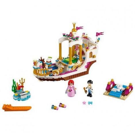 Imagine 2LEGO Disney Ambarcatiunea Regala a lui Ariel