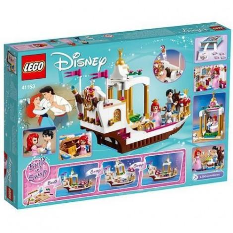 Imagine 3LEGO Disney Ambarcatiunea Regala a lui Ariel