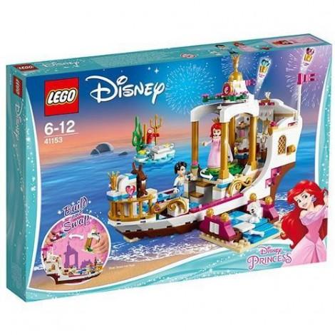 Imagine 1LEGO Disney Ambarcatiunea Regala a lui Ariel