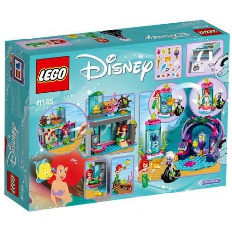 Imagine 3LEGO Disney Ariel si Vraja Magica