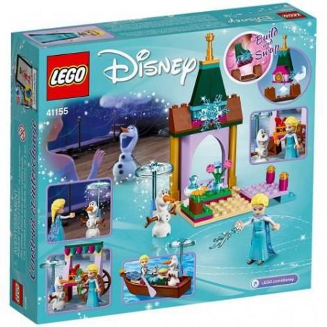 Imagine 3LEGO Disney Aventura Elsei la Piata