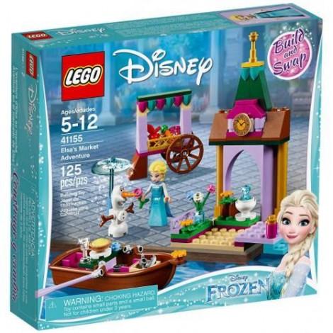 Imagine 1LEGO Disney Aventura Elsei la Piata