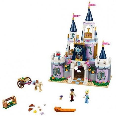 Imagine 2LEGO Disney Castelul de Vis al Cenusaresei