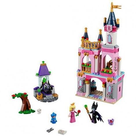 Imagine 2LEGO Disney Castelul Frumoasei Adormite