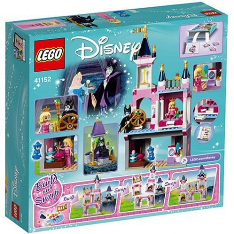 Imagine 3LEGO Disney Castelul Frumoasei Adormite