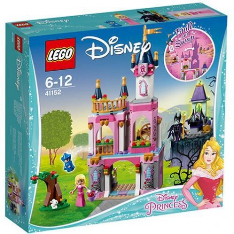 Imagine 1LEGO Disney Castelul Frumoasei Adormite