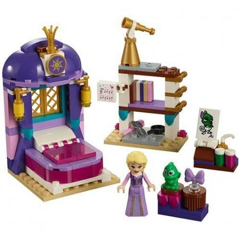 Imagine 2LEGO Disney Dormitorul din Castel al lui Rapunzel
