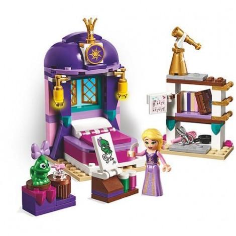 Imagine 3LEGO Disney Dormitorul din Castel al lui Rapunzel