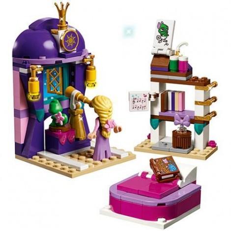 Imagine 4LEGO Disney Dormitorul din Castel al lui Rapunzel