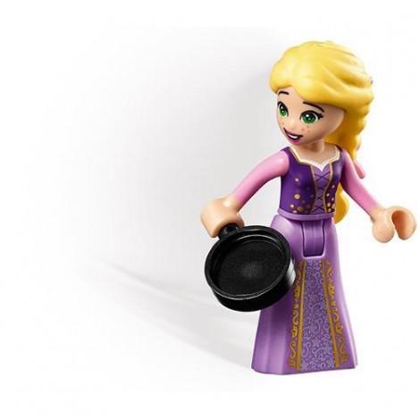 Imagine 6LEGO Disney Dormitorul din Castel al lui Rapunzel