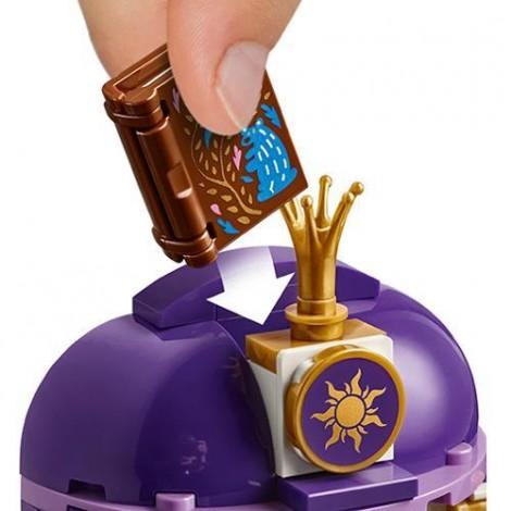 Imagine 7LEGO Disney Dormitorul din Castel al lui Rapunzel