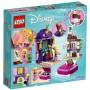 Imagine 8LEGO Disney Dormitorul din Castel al lui Rapunzel