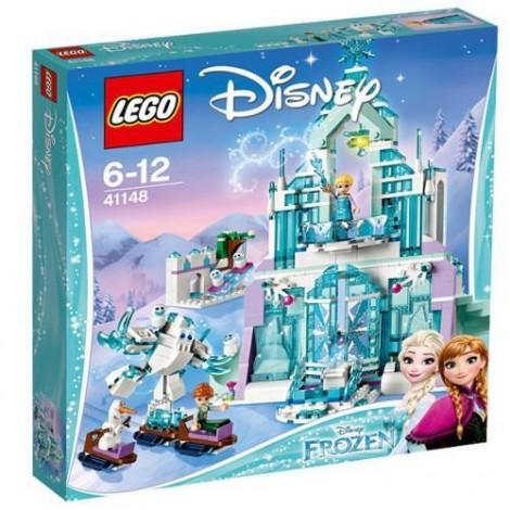 Imagine 1LEGO Disney Elsa si Palatul Ei Magic de Gheata