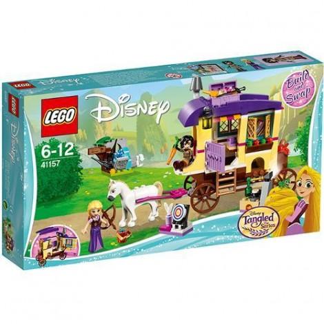 Imagine 1LEGO Disney Caravana de Calatorii a lui Rapunzel
