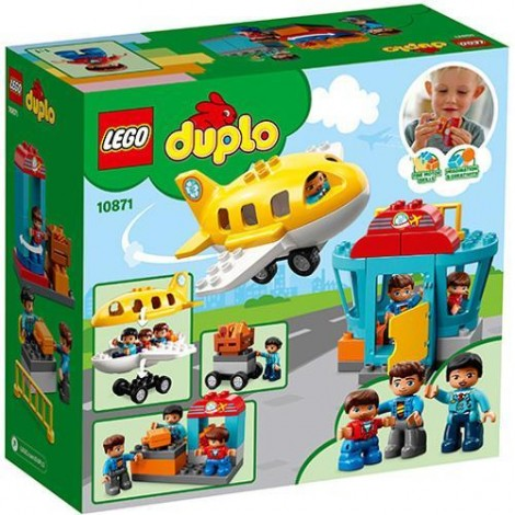 Imagine 3LEGO DUPLO Aeroport