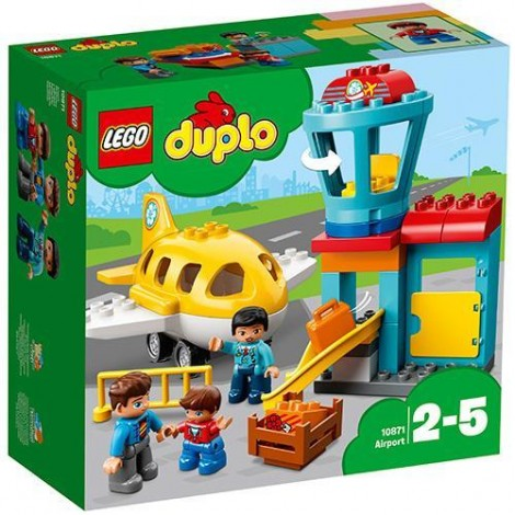 Imagine 1LEGO DUPLO Aeroport