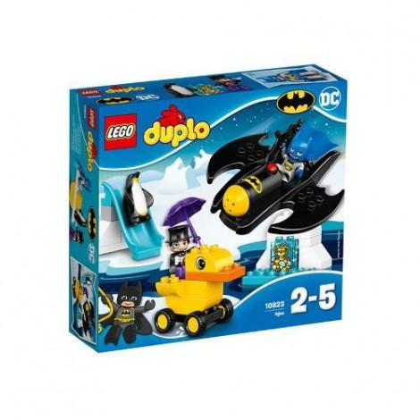 Imagine 1LEGO DUPLO Aventura cu Batwing-ul