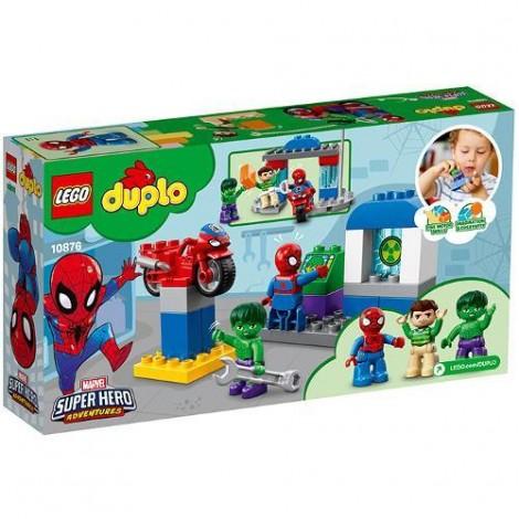Imagine 3LEGO DUPLO Aventurile lui Spider-Man si Hulk